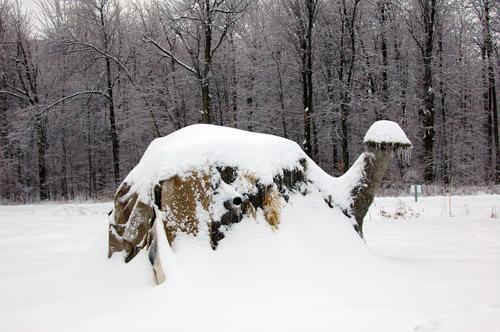 Habitation d'hiver